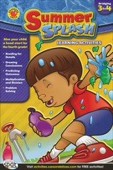 Summer Splash Learning Activities Grade 3-4
