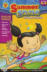 Summer Splash Learning Activities Grade 4-5