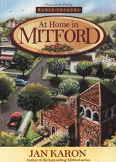 At Home in Mitford-Audiobooks on CD