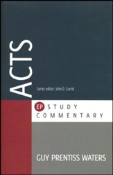 Acts Commentary: An EP Study Comentary