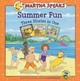 Martha Speaks: Summer Fun 3-Stories-in-1