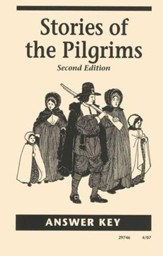 Stories of the Pilgrims, Second Edition, Answer Key
