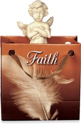 Angel-to-Go, Faith, Gift Bagged