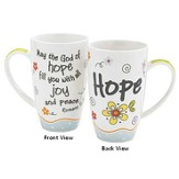 May the God of Hope Mug