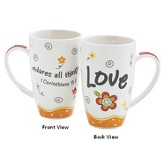 Love Endures All Things Mug