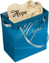 Angel-to-Go, Hope, Medium, Gift Bagged