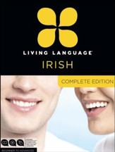 Living Language Irish Gaelic, Complete Edition: Beginner through advanced course, including 3 coursebooks, 9 audio CDs, and free online learning / Unabridged
