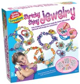 Shrinky Shiny Jewelry