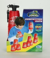 Speed Stack, Competition Cups, Red