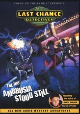 Last Chance Detectives: The Day Ambrosia Stood Still: Audio Case #1