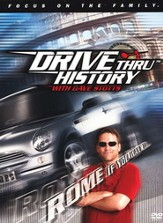 Drive Thru History with Dave Stotts #1: Rome If You Want To,  DVD