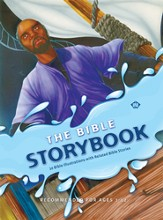 Fishin' on a Mission with Jesus: Bible Storybook