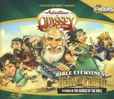 Adventures in Odyssey:® Bible Eyewitness, Hall of Faith  - Audiodrama on CD