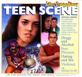 The Teen Scene CD Album