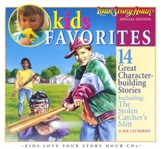 Kids Favorites CD Album