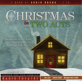 Focus on the Family Radio Theatre - Christmas in Two Acts (sampler CD) - Slightly Imperfect