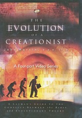 The Evolution of a Creationist Series, DVD Set