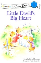 Little David's Big Heart - eBook