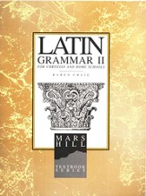 Latin Grammar #2 Student Text