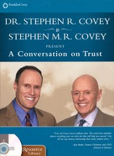 A Conversation on Trust Unabridged Audiobook on CD