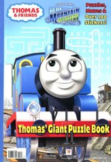 Thomas' Giant Puzzle Book (Thomas & Friends)