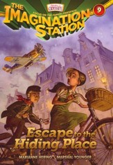 Adventures in Odyssey The Imagination Station � #9: Escape to the Hiding Place