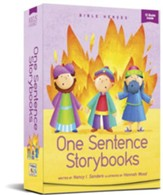 Bible Heroes: One-Sentence Storybook Series