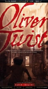 Radio Theatre: Oliver Twist (Audio-Drama with Video Documentary)