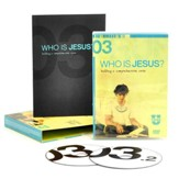 TrueU 03: Who Is Jesus? Building a Comprehensive Case -  DVD + Discussion Guide Set