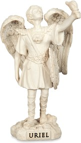 Uriel, Archangel Mini Figurine