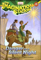 Adventures in Odyssey: Imagination Station Book #12 - Danger On a Silent Night