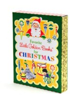 5 Favorite Little Golden Books for Christmas