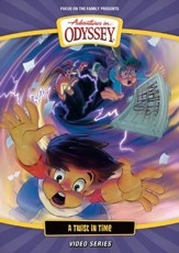 Adventures in Odyssey ®: A Twist in Time