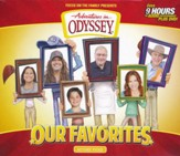 Adventures in Odyssey: Our Favorites, Audio CD's
