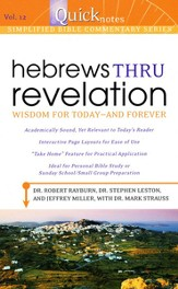 Hebrews Thru Revelation Vol 12