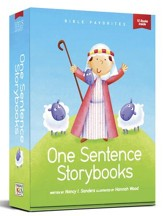 One Sentence Storybooks--Bible Favorites