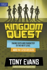 Kingdom Quest: Strategy Guide for Ages 14 & Up: Taking Faith and Character to the Next Level