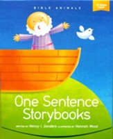 Bible Animals: One-Sentence Storybooks Set