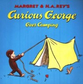 Curious George Goes Camping Softcover