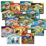 Adventures in Odyssey ® Audio Pack #1 (#1-15)