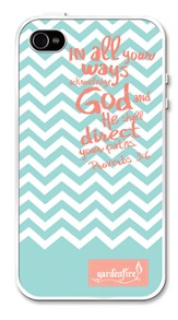 In All Your Ways Acknowledge God, iPhone 4 Case
