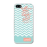 In All Your Ways Acknowledge God, iPhone 5 Case
