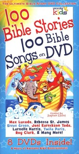 The Ultimate Bible Story DVD Collection