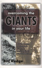Overcoming the Giants in Your Life: Biblical Insights on  Victorious Living
