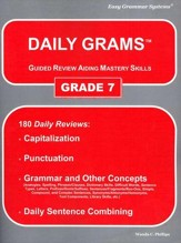 Daily Grams Grade 7  - Slightly Imperfect
