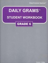 Daily Grams Grade 6 Workbook