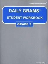 Daily Grams Grade 3 Workbook
