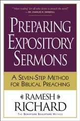 Preparing Expository Sermons: A Seven-Step Method for Biblical Preaching - eBook