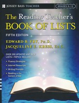 The Reading Teacher's Book of Lists (5th Edition)