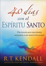 40 Días con el Espíritu Santo  (40 Days with the Holy Spirit)
